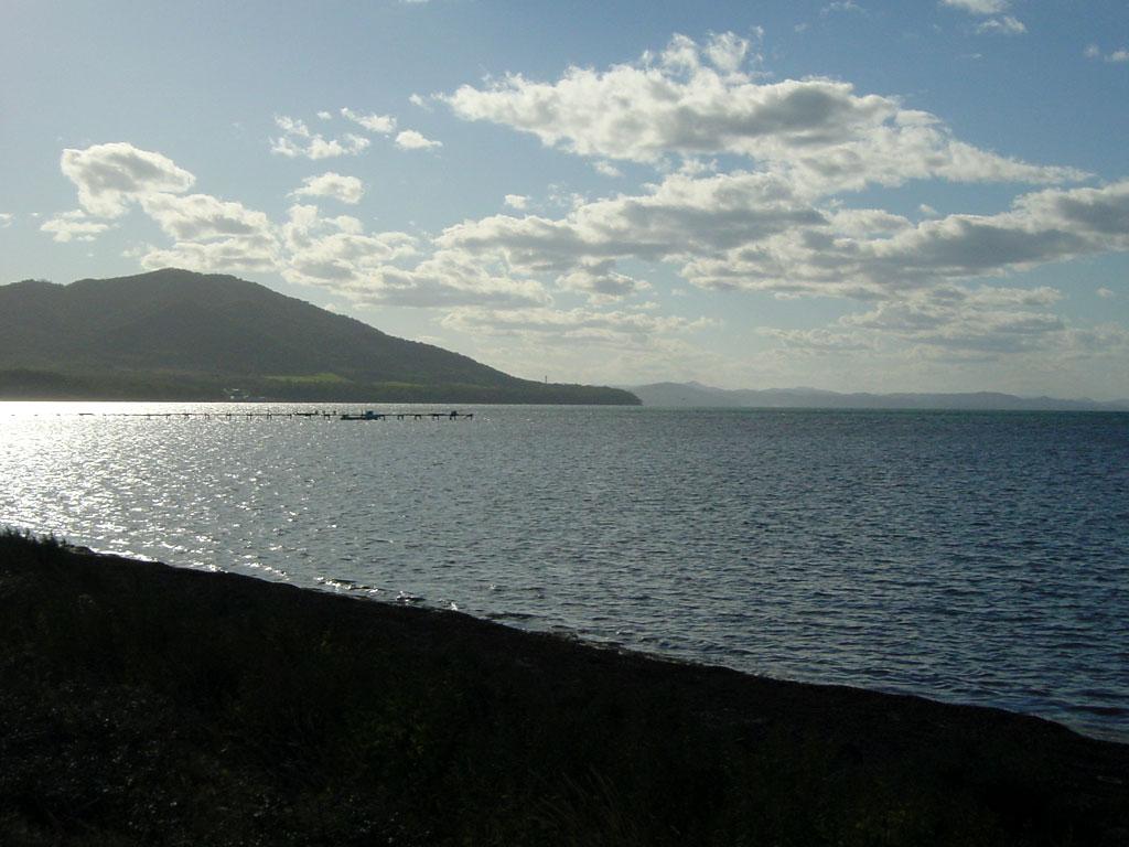サロマ湖(キムアネップ岬より)