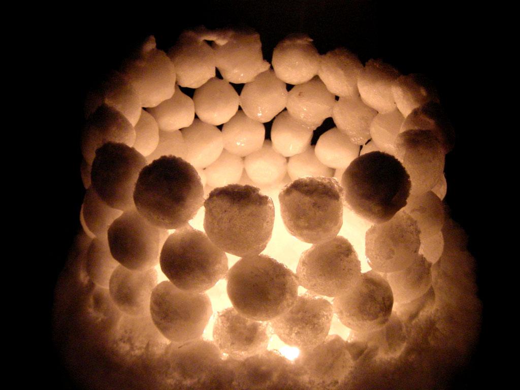 小樽雪あかりの路 スノーランタン