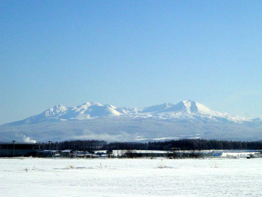 大雪山 冬