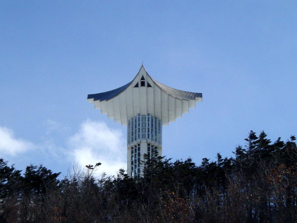 常呂百年記念塔