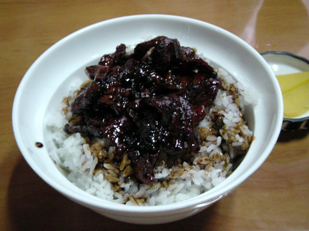 豚丼(新橋)