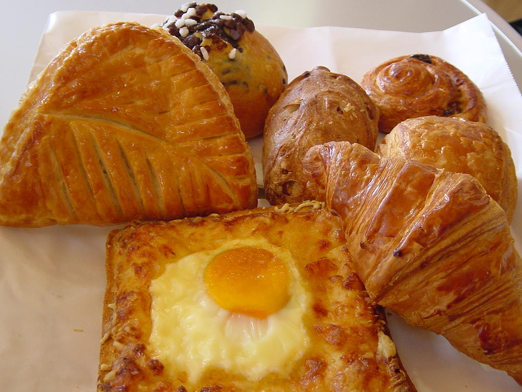 オテルドカイザーのパン