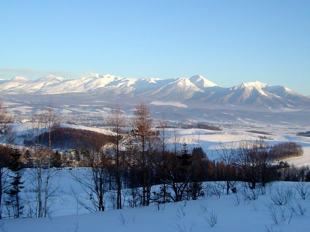 千望峠からの眺め