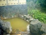 見市温泉の露天風呂
