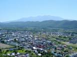 大雪山(エスポワールの鐘より)