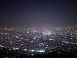 藻岩山からの札幌夜景