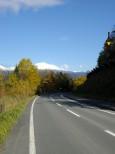 大雪山への路