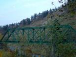 旧深名線第三雨竜川橋梁