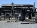 明日萌駅(すずらんロケ地・JR恵比島駅)