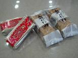 マルセイバターサンドと霜だたみ(六花亭)
