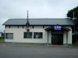旧広尾線忠類駅